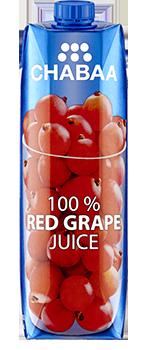 น้ำองุ่นแดง ผลไม้แท้ พร้อมดื่ม 100%