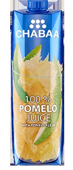 น้ำส้มโอผสมเกล็ดส้ม ผลไม้แท้ พร้อมดื่ม 100%